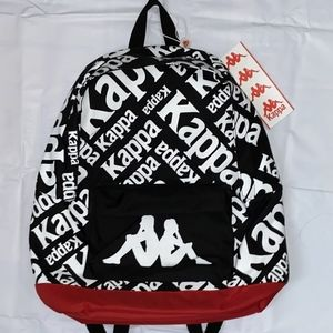 NEW Kappa backpack